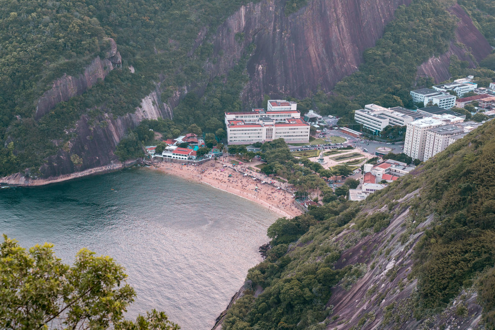 Best Beaches in Rio De Janeiro, Brazil:Praia Vermelha
