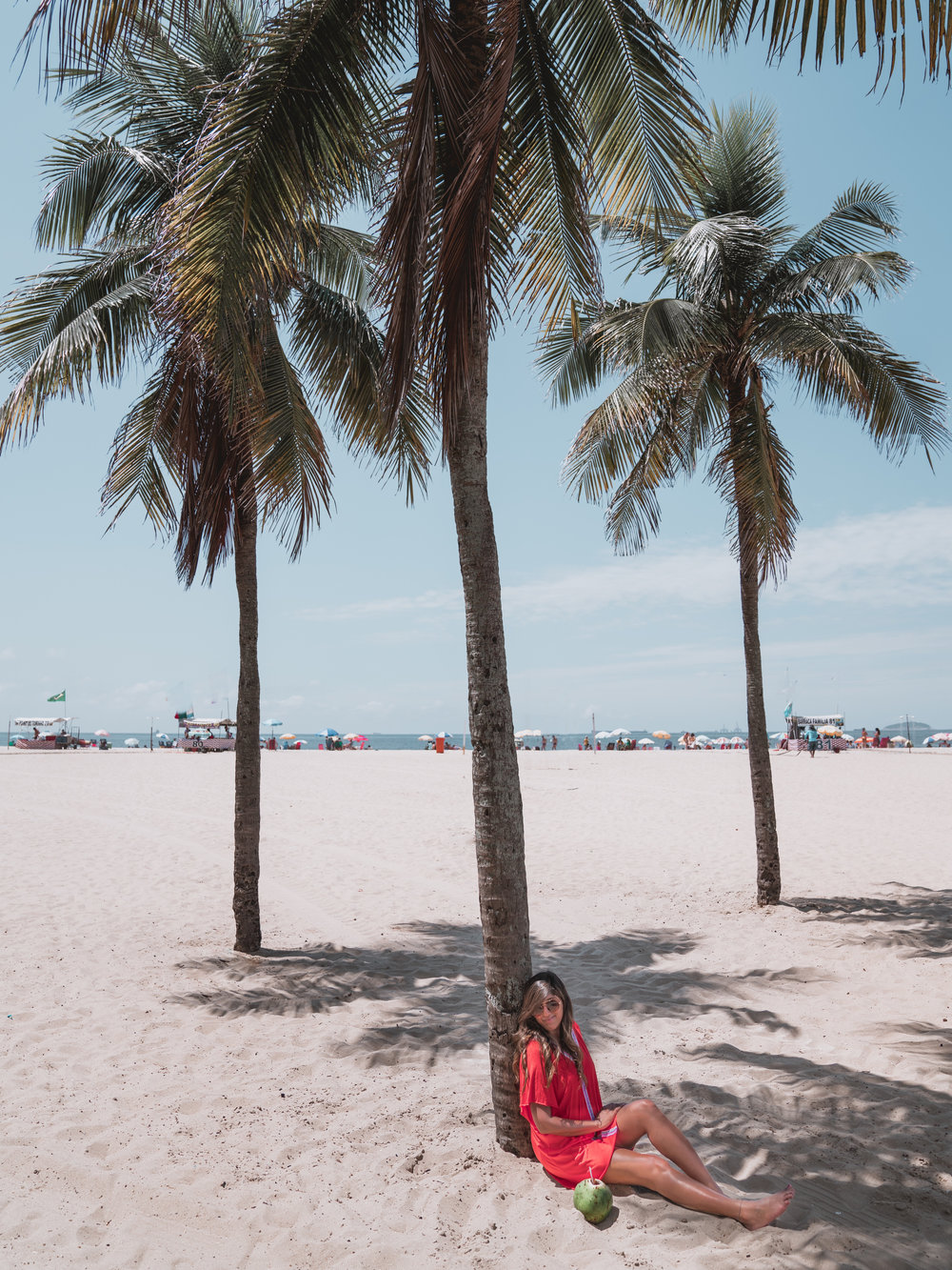 Best Beaches in Rio De Janeiro, Brazil: Copacabana Beach