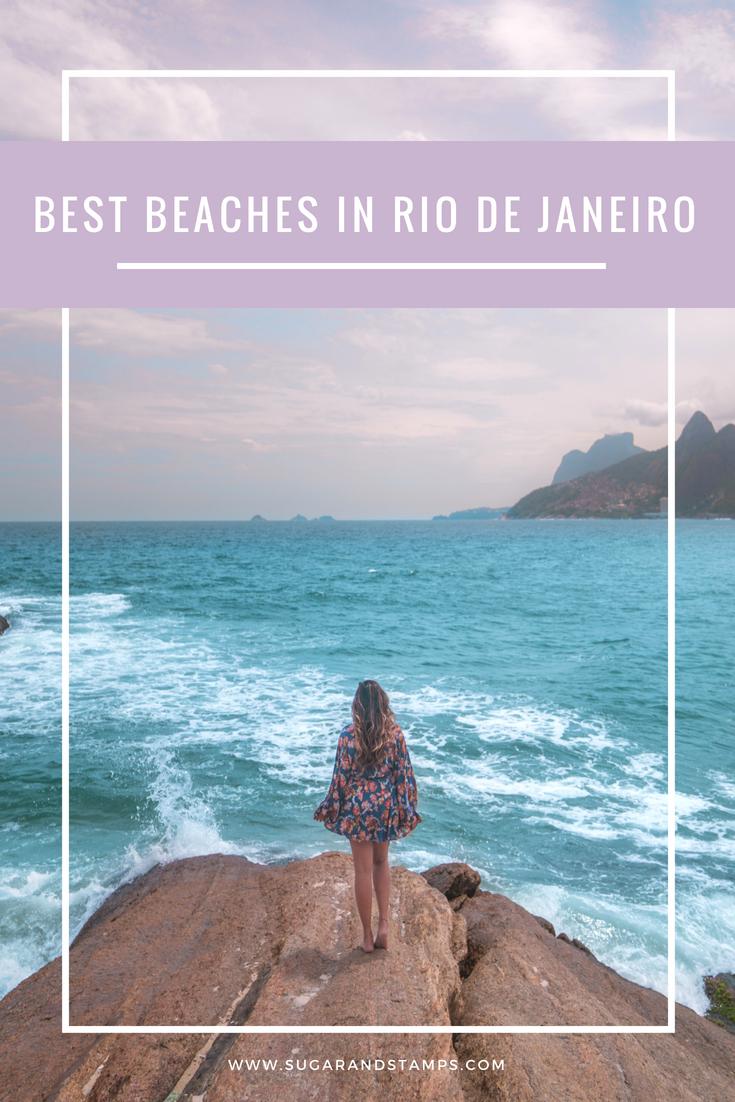 Best Beaches in Rio de Janeiro: Arpoador Beach