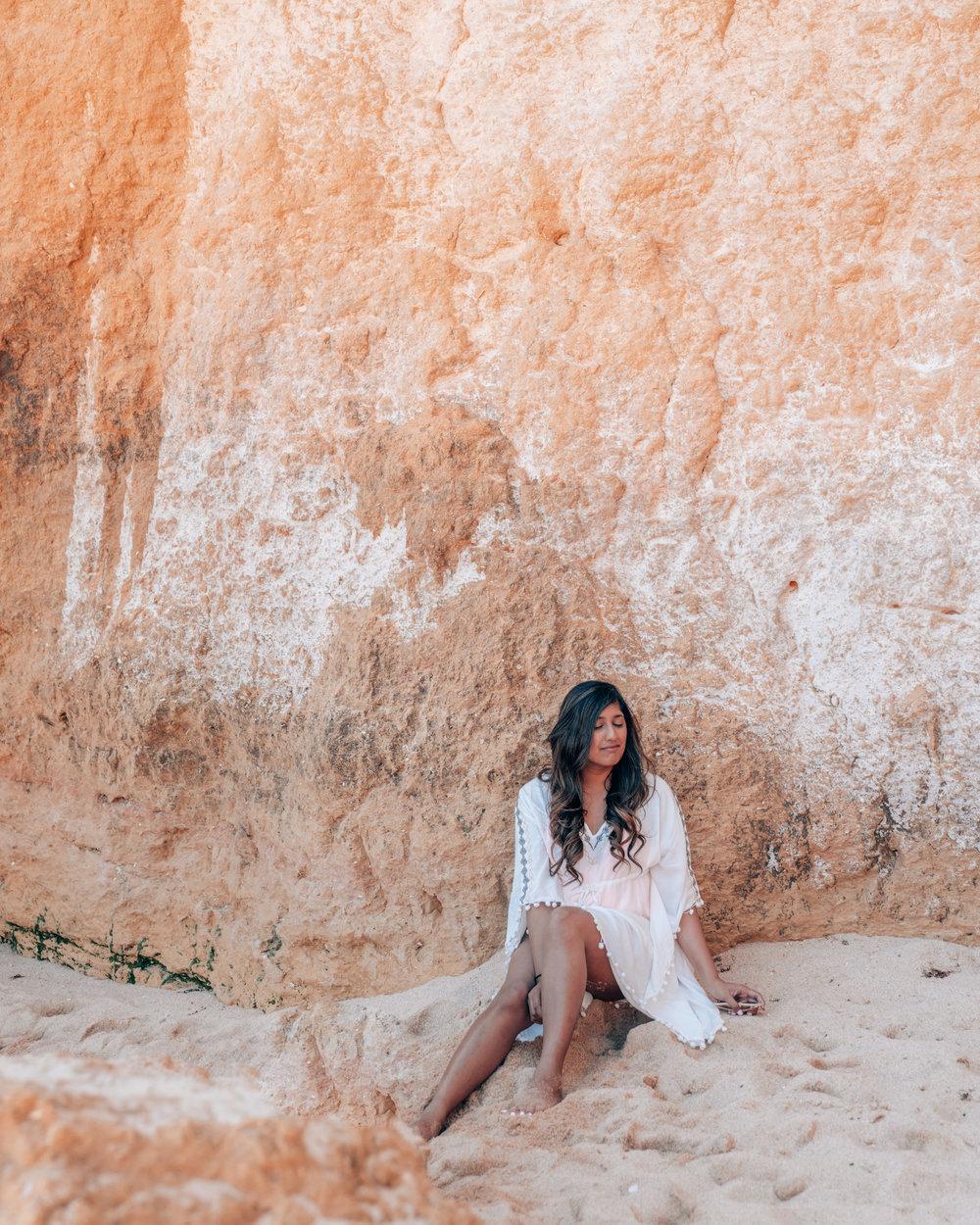 Praia da Marinha, Lagos, Algarve, Portugal