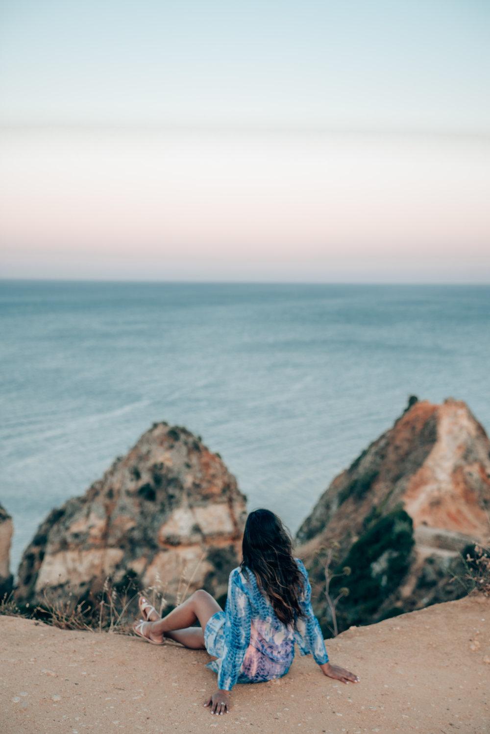 Ponta Piedade, Lagos, Algarve, Portugal