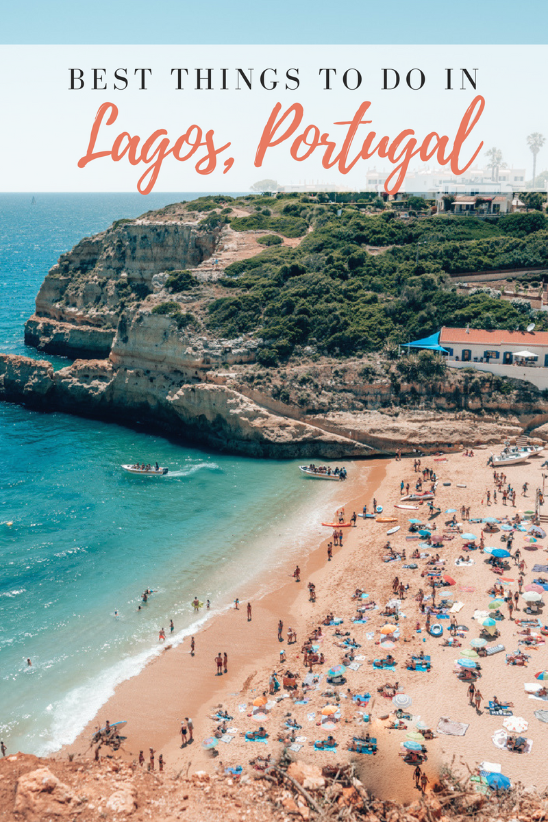 A Quick Guide to Lagos, Portugal
