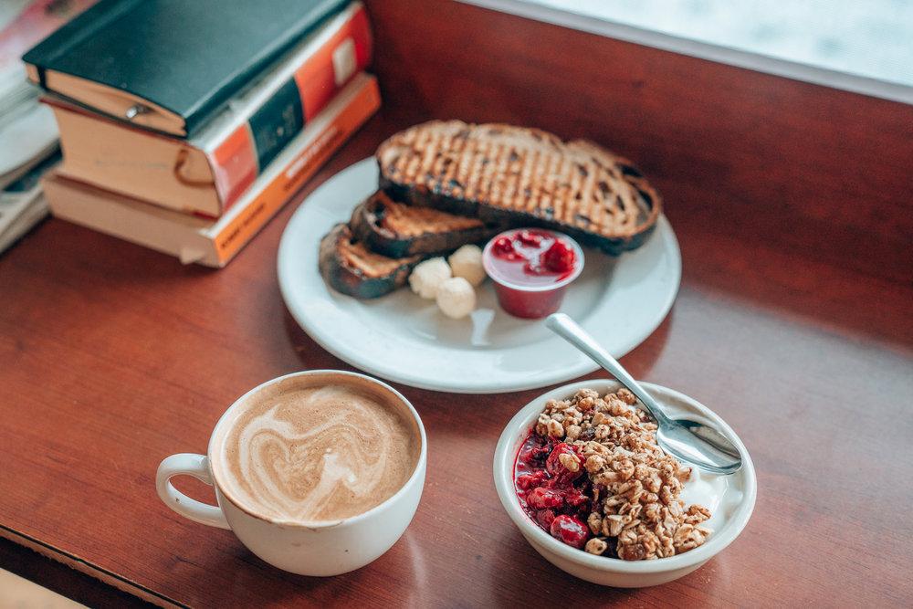 Wild Flour Artisan Bakery Cafe, Banff, Alberta, Canada