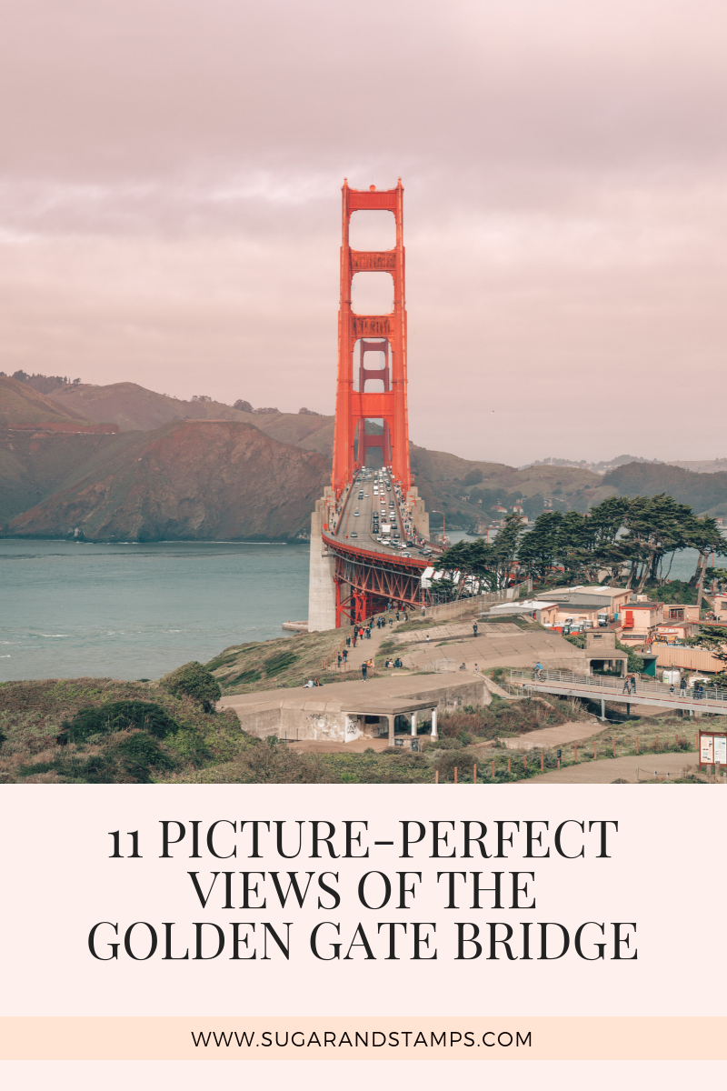11 Best Places to Photograph the Golden Gate Bridge in San Francisco