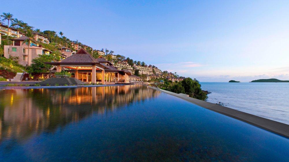 Photo by Westin Siray Bay Resort & Spa