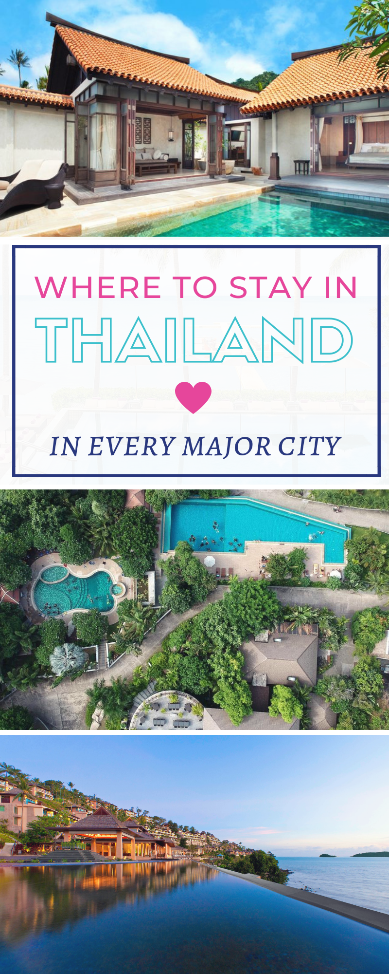 Where to Stay in Thailand, in Every Major City