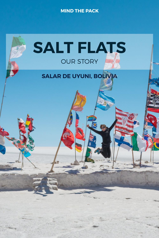 Our salt flats story