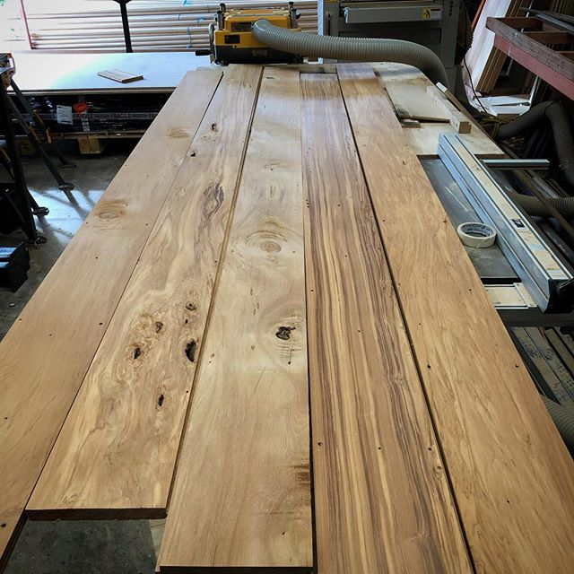To play my part in helping the environment tomahawk will not longer be using imported timber for solid timber applications. All timber will be native or recycled like this rimu. #knowwhereyourwoodcomesfrom #nativetimber #recycled #rimu