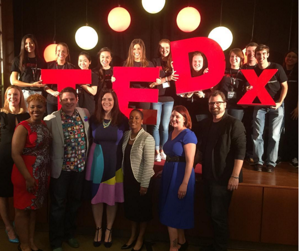 "The amazing Xavier University TEdx team and all the 6 speakers who shared their stories and ""ideas worth spreading"" with us."