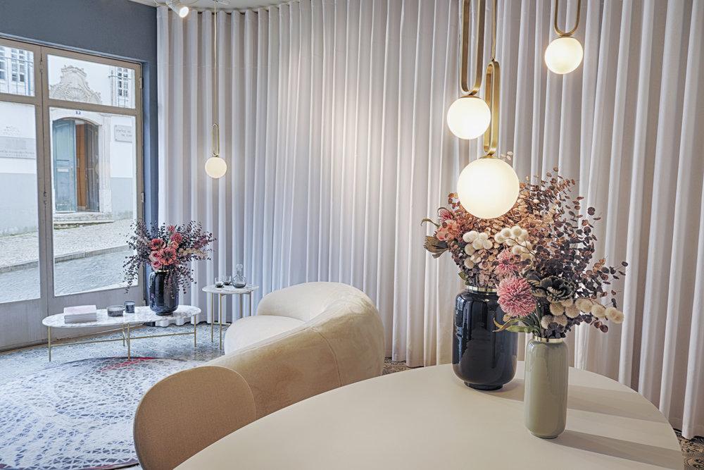 Joana Marcelino, architect / CIME lamp