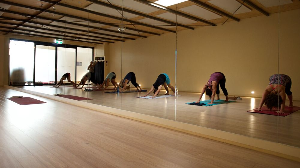 (Image credit: Rise Yoga)