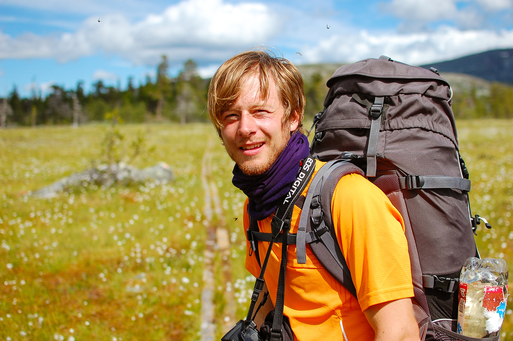"""Kungsleden   Der Kungsleden, oder auch """"Königspfad"""" genannt ist ein Fernwanderweg, der hauptsächlich durch die schwedische Provinz Lappland verläuft."""