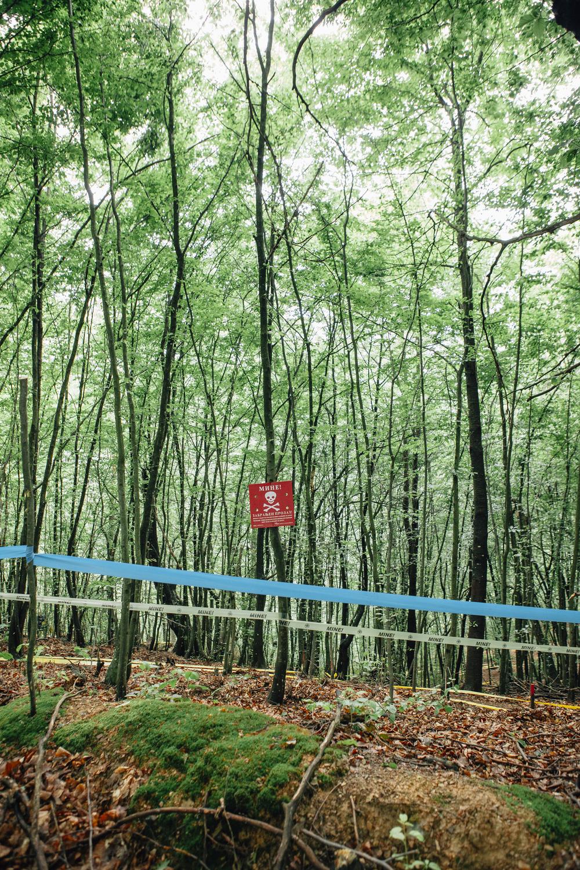 Pazi Mine - Demining Bosnia (2016)