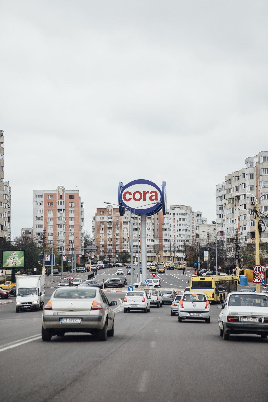 Kreisverkehr Constanta