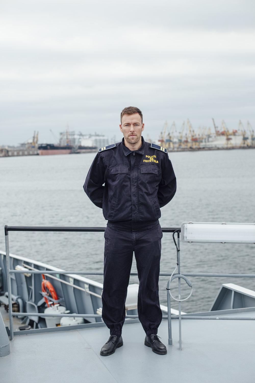 Marineoffizier OPV (Offshore Patrol Vessel) 6610, Constanta