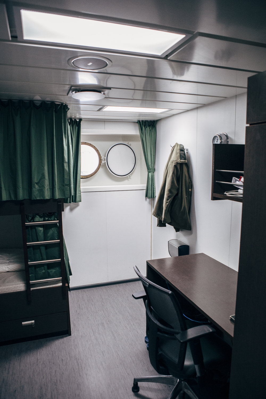 Mannschaftskabine OPV (Offshore Patrol Vessel) 6610, Constanta