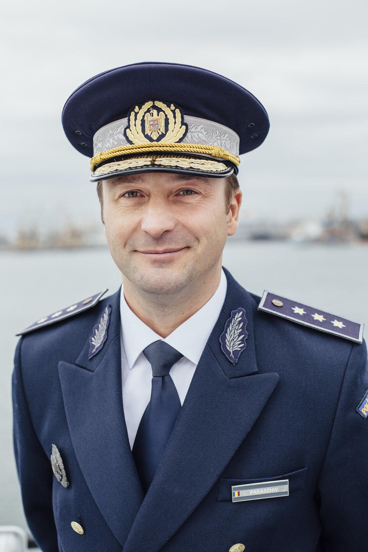 Kapitän OPV (Offshore Patrol Vessel) 6610, Constanta