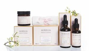 Aurelia Probiotic Skincare Group Shot