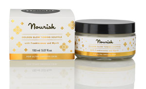 Nourish Golden Glow Toning Soufflé