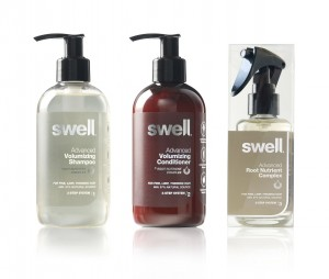 Just Swell: for follicular amplification