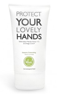 Nurse knows best...when it comes to hand care