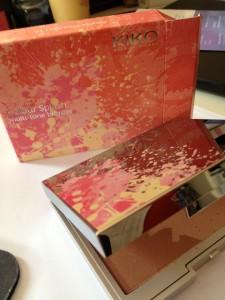Go for bronze: Kiko's Colour Splash bronzer