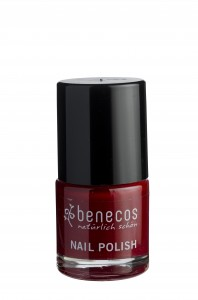 Cherry pick this colour for fab winter nails.