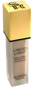 Liquid Light: Sunday Riley's new foundation