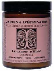 Jardin de Colette candle, from Jardins D'Ecrivains
