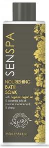 Bathing naturally!