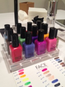 Get your colour fix: Face Stockholm