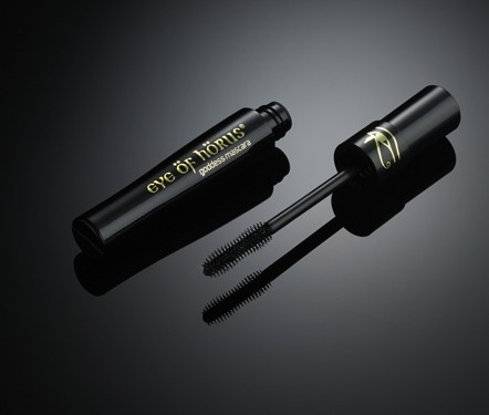 Goddess mascara: Eye of Horus