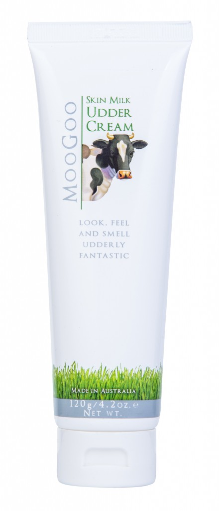 Udderly soothing for sensitive skin: MooGoo