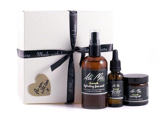 Chamomile Gift Set: Ali Mac skincare