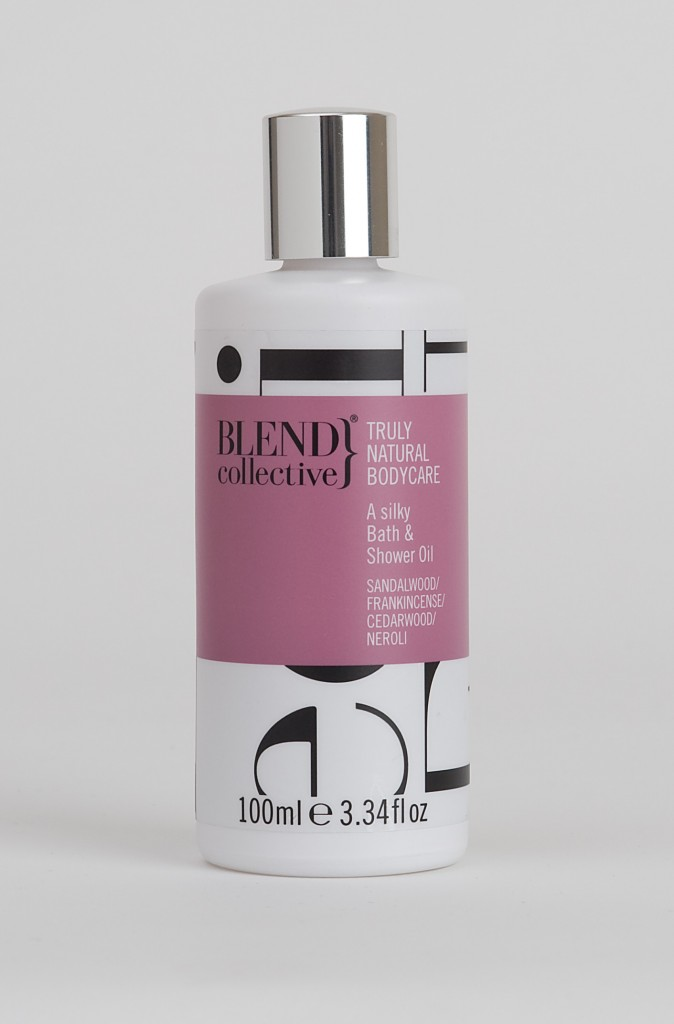 Unwinding Bath Oil: Blend Collective
