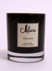 Luxury home fragrance.