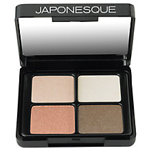 Eyes right: Japonesque palette