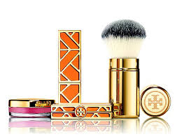 'Tomboy Chic': Tory Burch Beauty