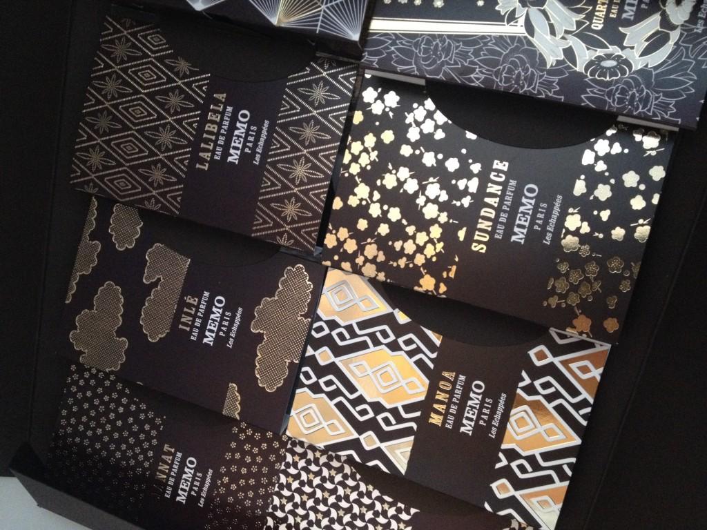 Fabulous fragrances, truly memorable: MEMO