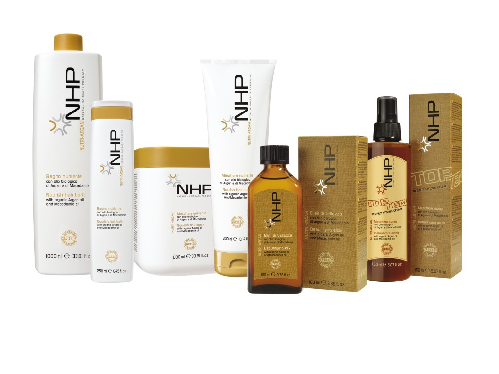 Natural and fabulous: NHP haircare