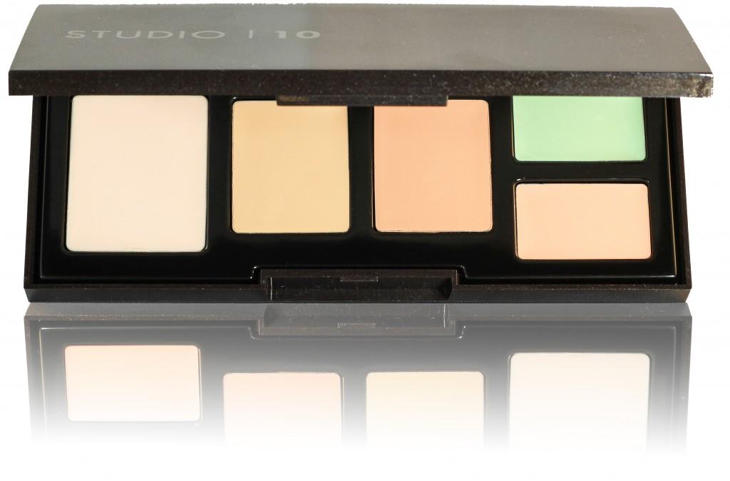 Age Defy Skin Perfector Palette: Studio 10