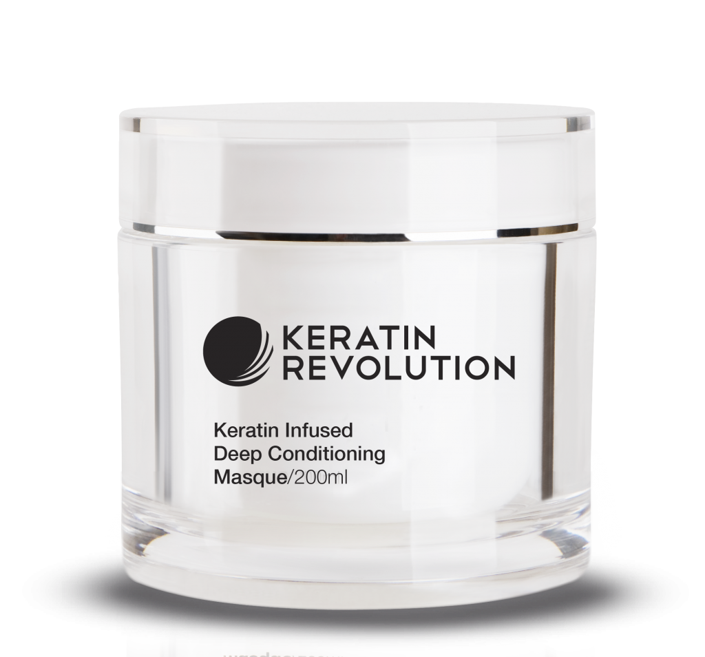 Super smooth: Keratin Revolution Masque