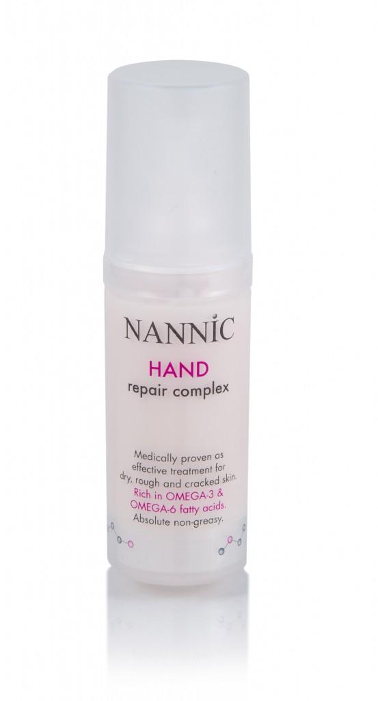 Problem-solving skincare: Nannic