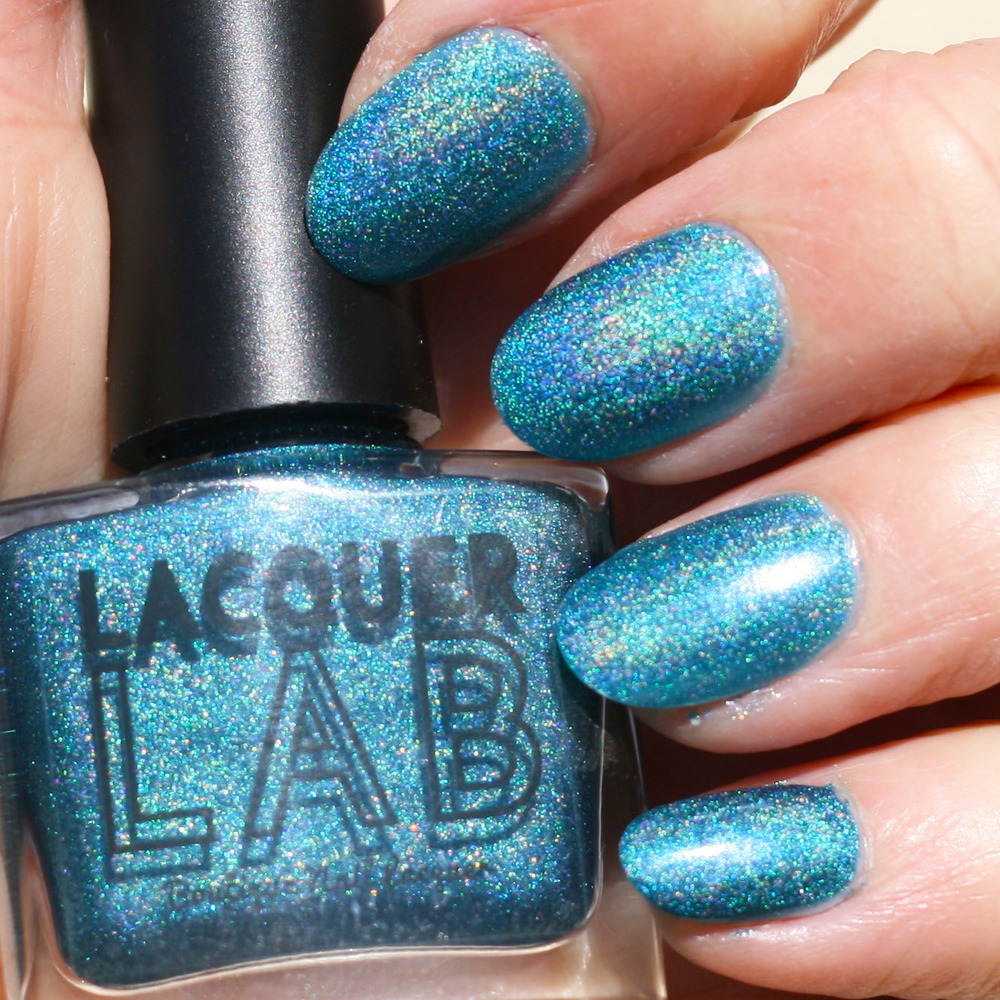 Dynamite nails: The Lacquer Lab