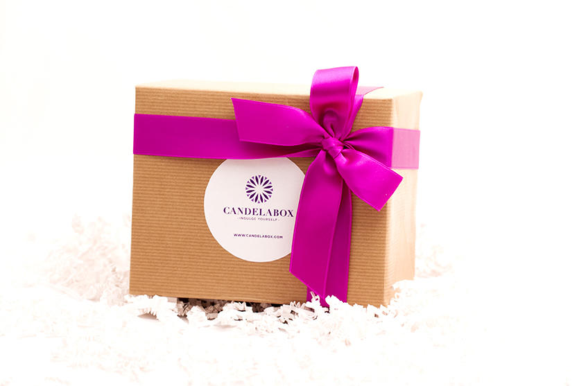 Fragrant treats: Candelabox