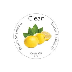 clean lemon