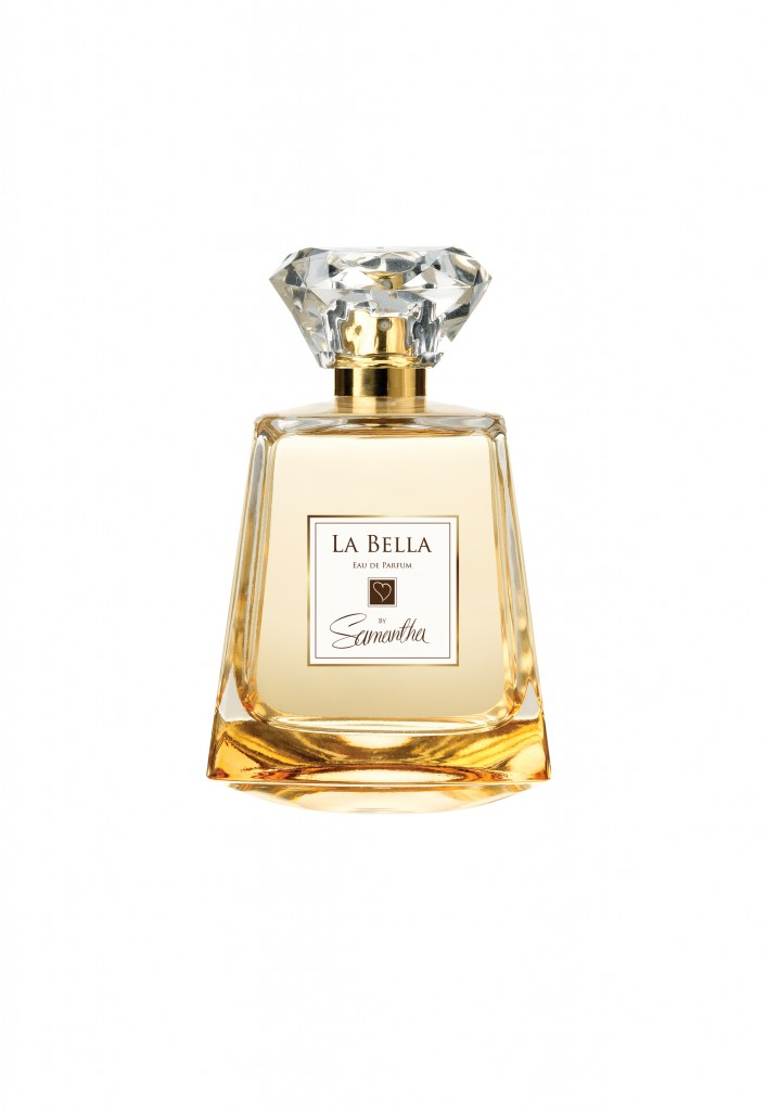 The smell of celebrity: La Bella