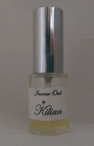Old and churchy: By Kilian, Incense Oud