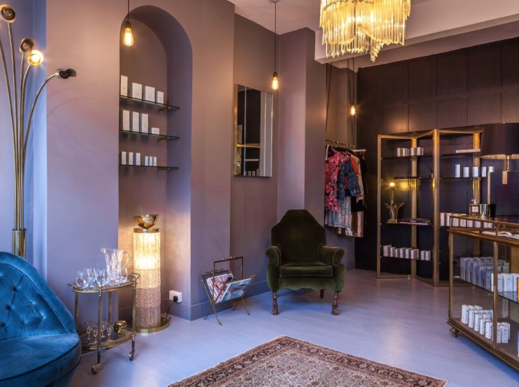 Teresa Tarmey's beautiful clinic in Notting Hill, London