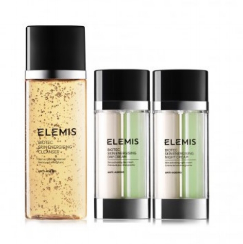 Elemis Biotec: slick design, together with  skin-energising formulas